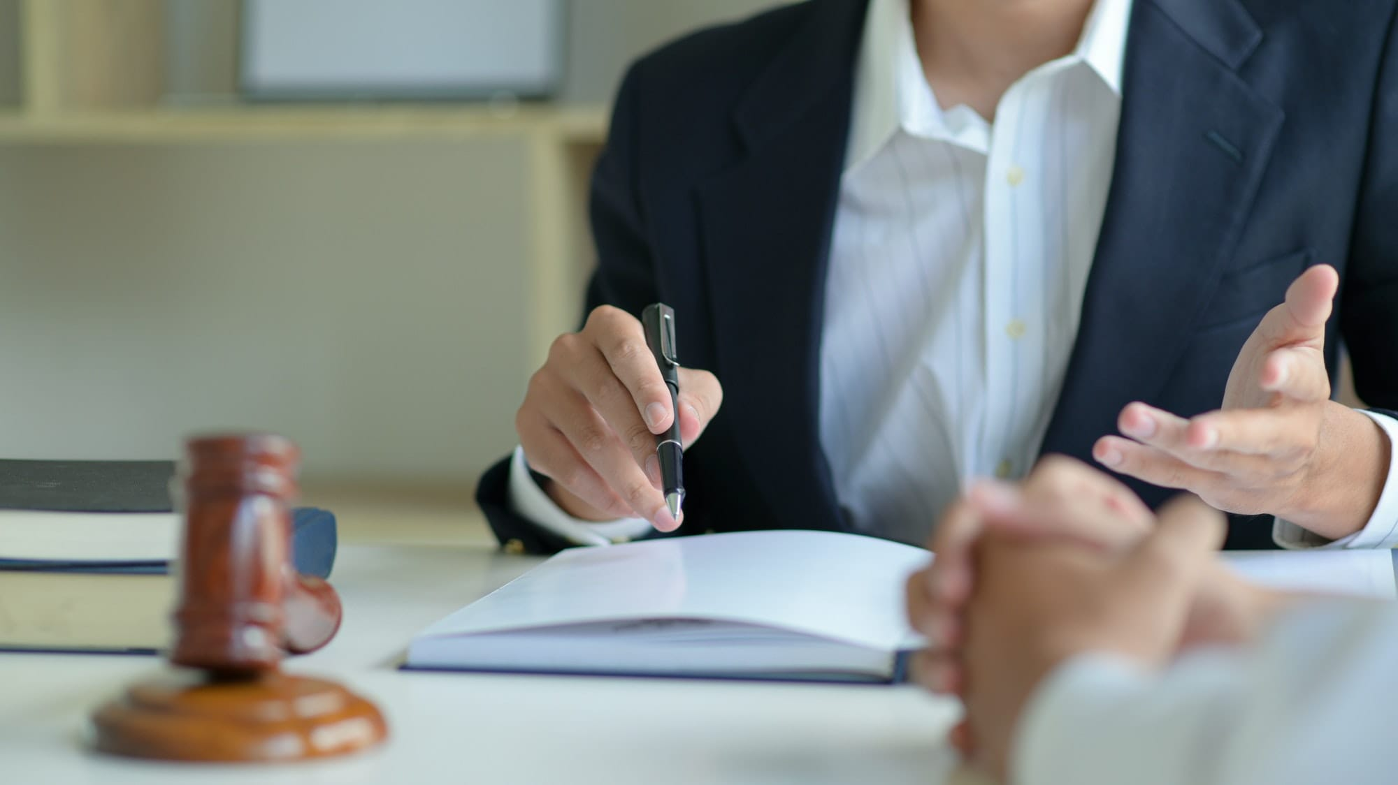 best family law attorney is giving legal advice to client regarding Vexatious Litigant wife
