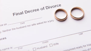 legal document about health insurance after divorce and income tax dependency waivers