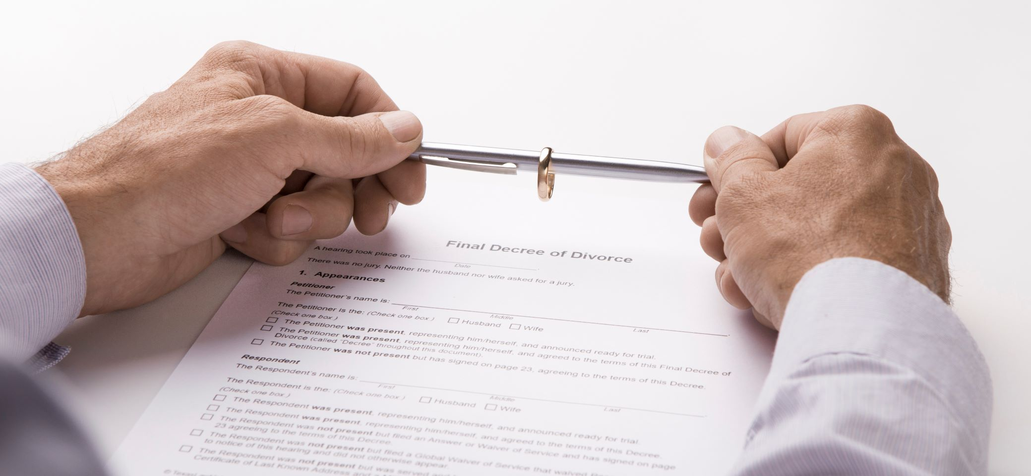 Common Mistakes Made During a California Divorce